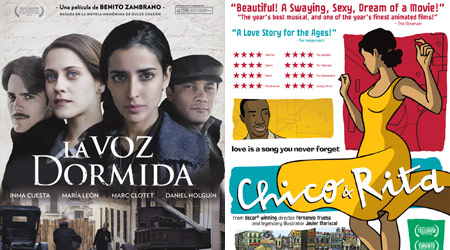 Four Spanish movies at the 'Hecho en Europa' Film Festival