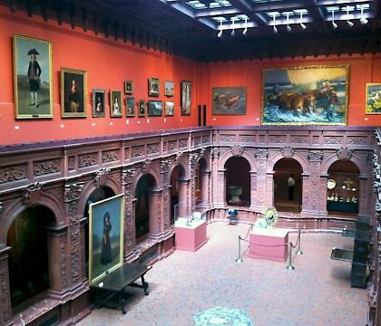 Behind the Scenes: The Hispanic Society of Americas