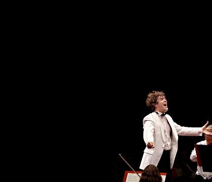 Maestro Pablo Heras-Casado Conducts in New York