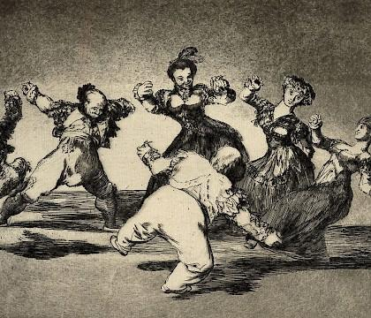 'Renaissance to Goya: prints and drawings from Spain'