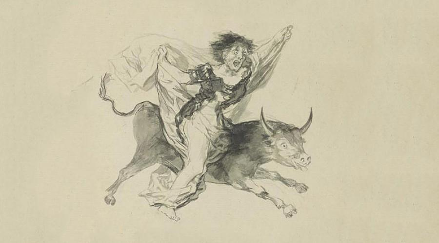 'Visions and Nightmares: Four Centuries of Spanish Drawings'