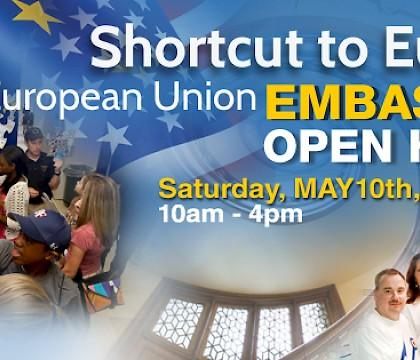 Shortcut to Europe: E.U. Embassies' Open House 2014