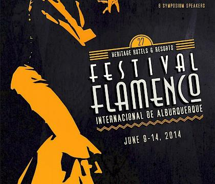27th Annual Festival Flamenco Internacional de Albuquerque