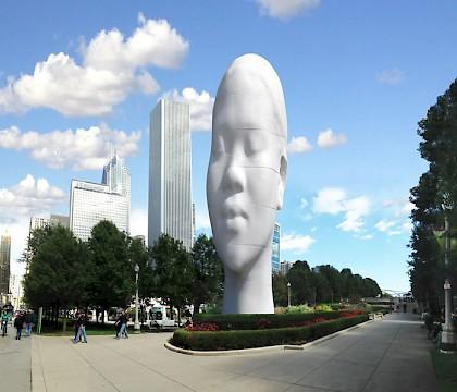 Jaume Plensa: '1004 Portraits'