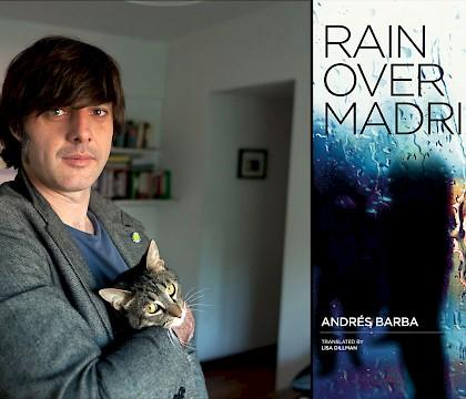 'Rain Over Madrid' by Andrés Barba