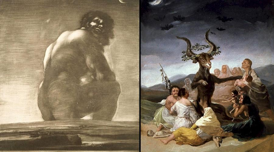 Goya order and disorder a spanish cultural event in boston from 10