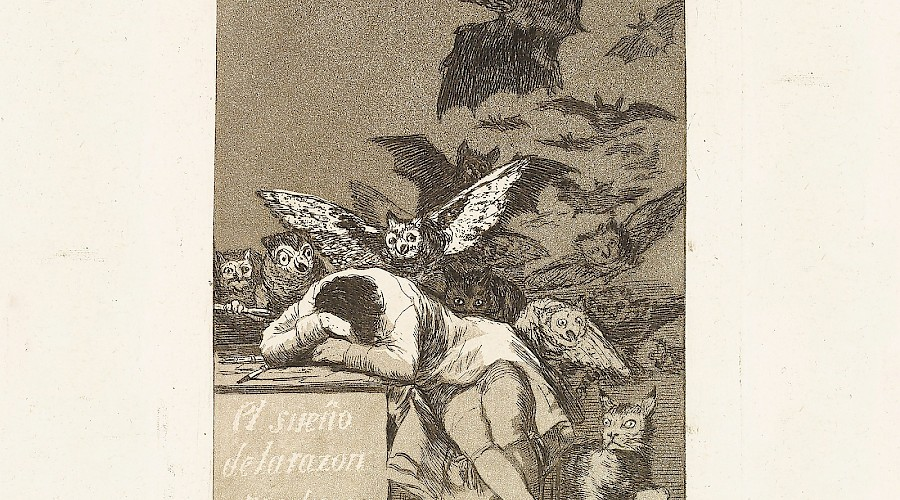 Goya: A Lifetime of Graphic Invention