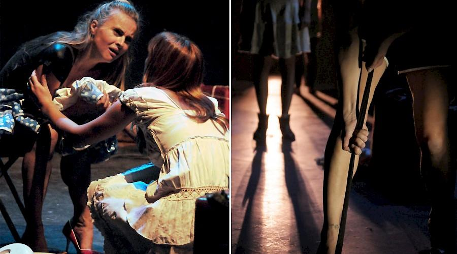 Pasos al azar' ('Random Steps') | A Spanish cultural event in