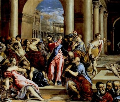 El Greco in New York