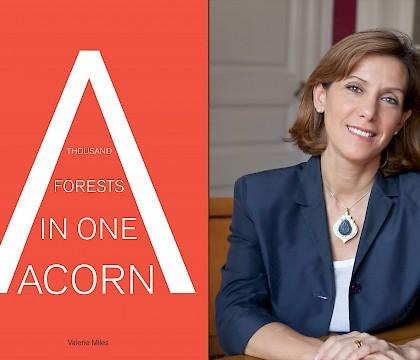 A Thousand Forests in One Acorn Book Tour in New York