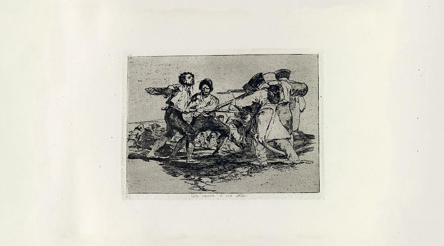 The Disasters of War by Francisco de Goya