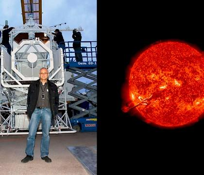 ECUSA's Scientific Lectures: Studying the Sun on both sides of the Atlantic