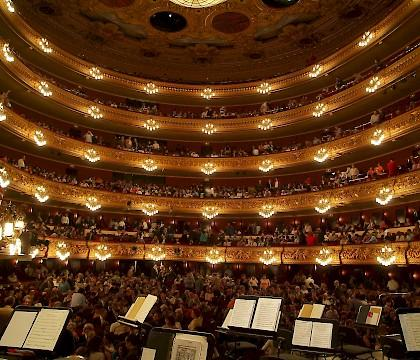 The World's Greatest Opera Houses: Gran Teatre Liceu, Barcelona