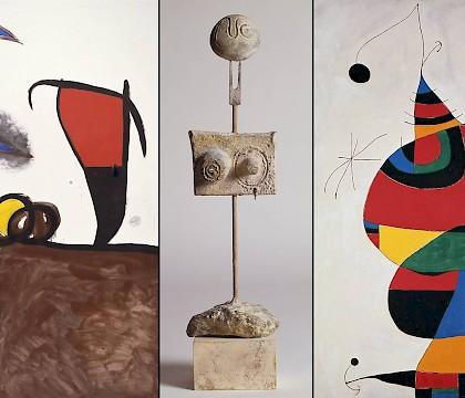 Miró: The Experience of Seeing