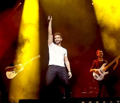 Pablo Alborán Terral U.S. Tour in New York