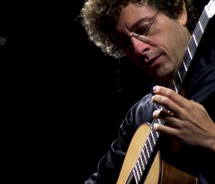 Marco Socías: The John E. Marlow Guitar Series