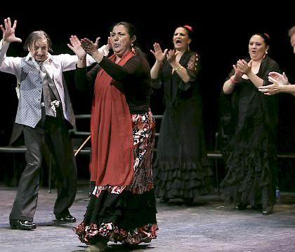 Theatre Flamenco: (R)evolution