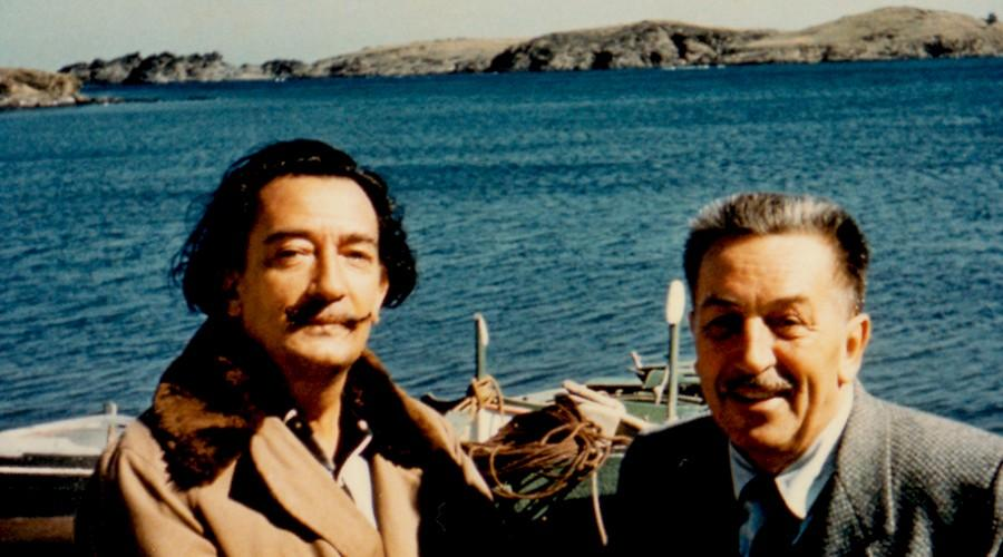 Disney and Dali: Architects of the Imagination