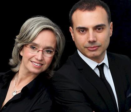 Carles & Sofia Piano Duo: Goyescas 100 years later