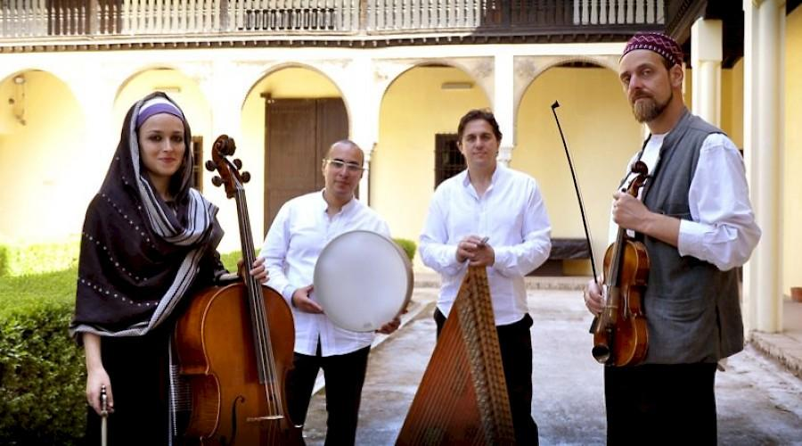 Al Firdaus Ensemble: Sounds of the Alhambra