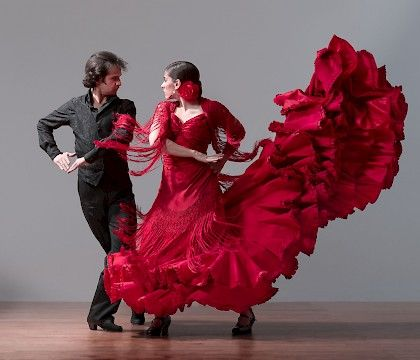 Flamenco Vivo: Poema de Andalucia
