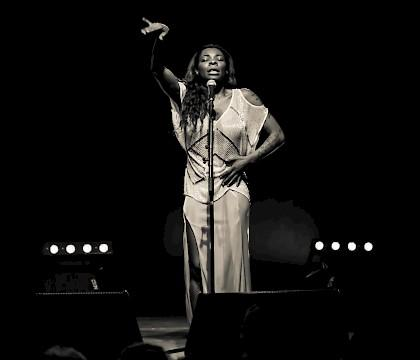 Buika 2016 U.S. Tour in Washington, D.C.
