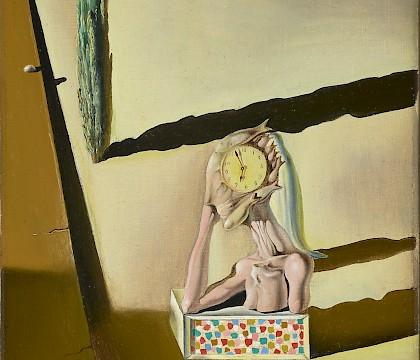 Salvador Dalí: An Early Surrealist Masterpiece