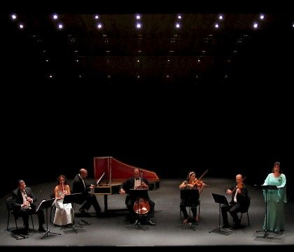The Fountains of Bimini: La Folía Baroque Ensemble on Tour
