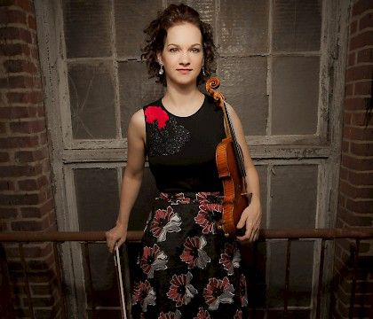 Hilary Hahn plays Antón García Abril