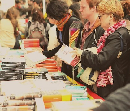 Sant Jordi 2016: Celebrating World Book Day