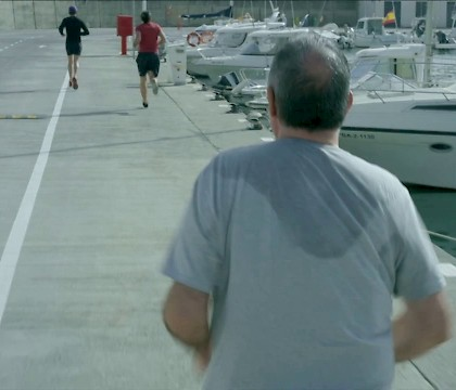 The Runner at Starring Europe: New Films From The EU