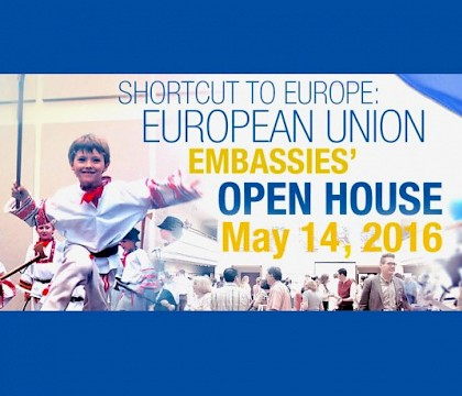 E.U. Embassies' Open House 2016