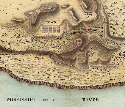 Natchez Tricentennial: Celebration of the Spanish influence