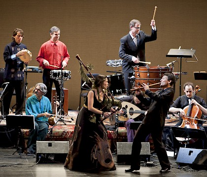 Silk Road Ensemble U.S. Tour in Indianapolis