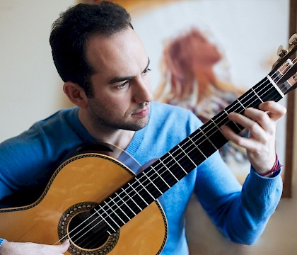 Adam Levin: Masters of Spanish Guitar