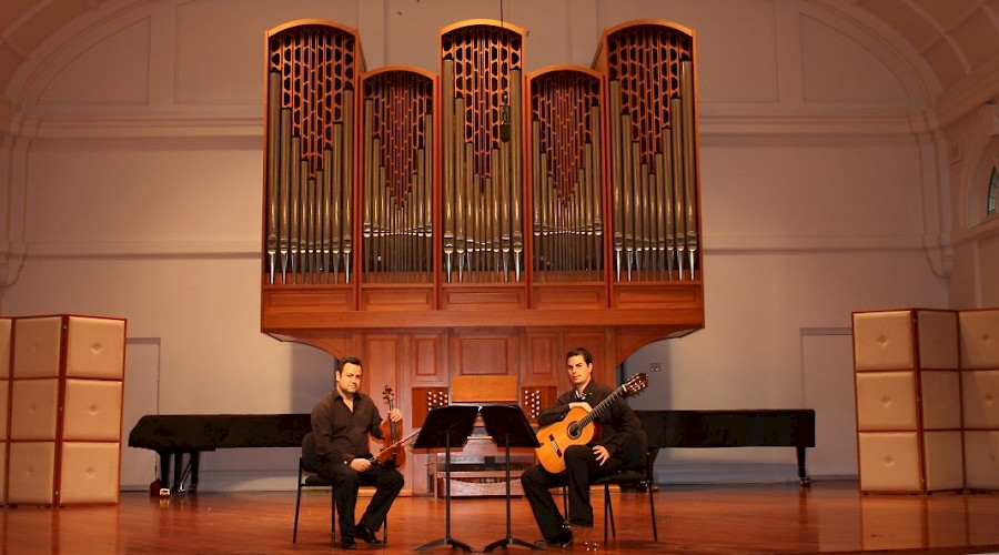 Tribute to Cervantes and Granados: Spanish Music by Duo Belcorde