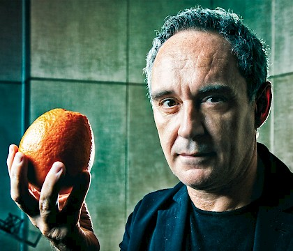 Ferran Adrià: The Invention of Food