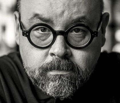 Carlos Ruiz Zafón at the National Book Festival