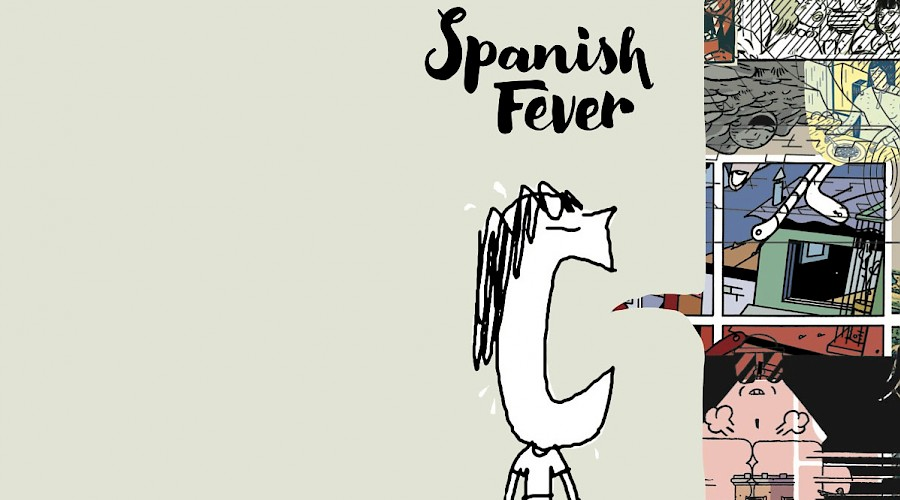Spanish Fever: Stories by the New Spanish Cartoonists U.S. Tour in New York