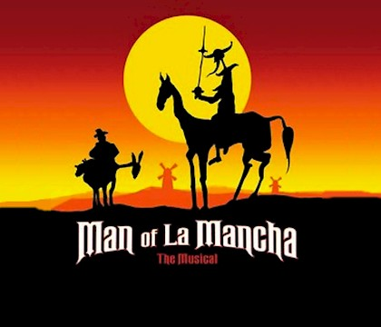Don Quixote, The Man of La Mancha