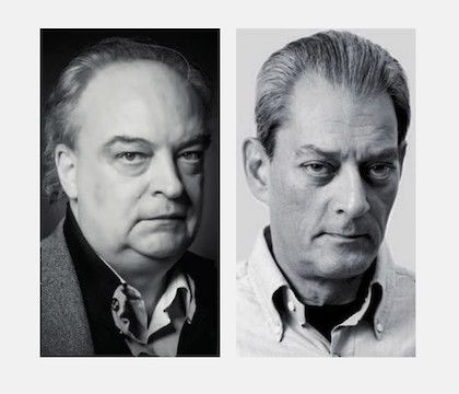 Enrique Vila-Matas & Paul Auster in conversation