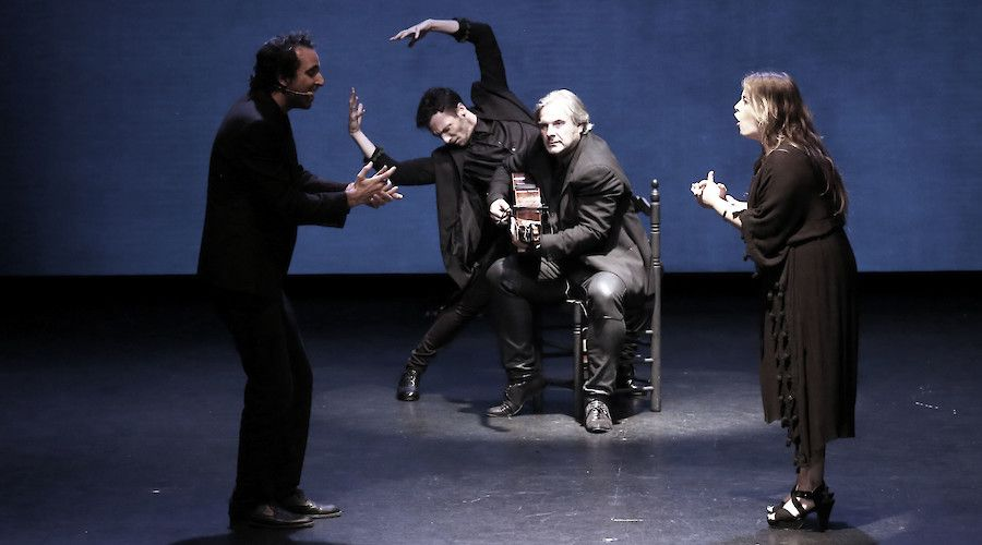 Tic, Tac, Toe: Flamenco without borders