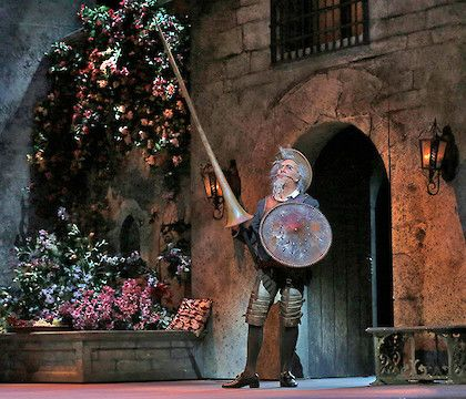 Don Quichotte Opera