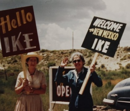 Victoria Kent and Louise Crane: A Shared Exile