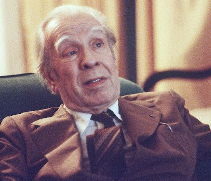 Jorge Luis Borges: A reflection on his visual universe