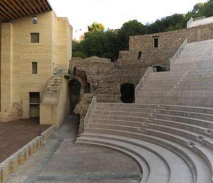 Social Democracy and Regionalism at the Roman Theatre of Sagunt