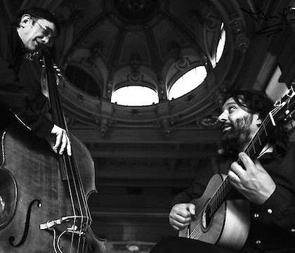 Flamenco Eñe presents Jose Carmona & Javier Colina