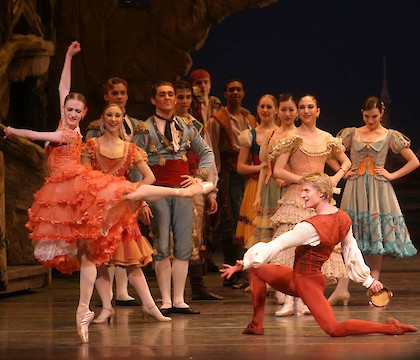 Don Quixote by American Ballet Theatre