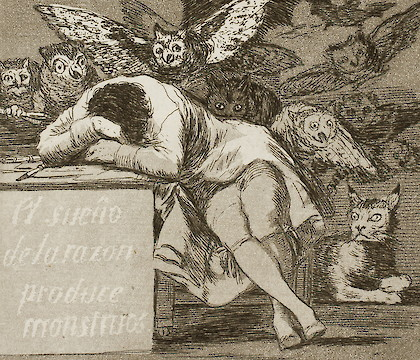 Witness: Reality and Imagination in the Prints of Francisco Goya