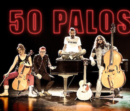 Jarabe de Palo 2017 U.S. Tour in New York